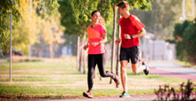 Treinamento de Corrida e caminhada