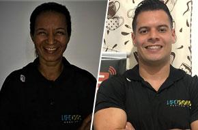 Professores da Life Training